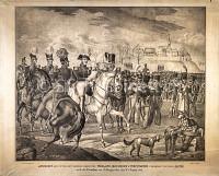 Basel Schlacht von St. Margarethen 8.1.1831