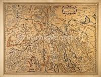 Basel Karte Region und Zürichgau