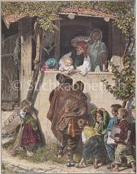 Der Drehorgelmann im Kanton Uri