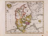 Dänemark mit Holstein