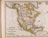 Nordamerika und West-Indien