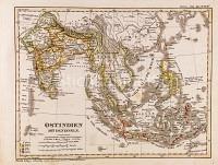 Ostindien mit den Inseln