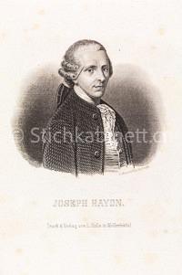 Portrait Komponisten - Joseph Haydn