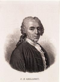 Portrait G. F. Gellert