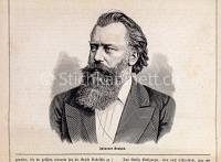 Portrait Komponist - Johannes Brahms