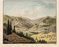 Graubünden Davos Rheintal