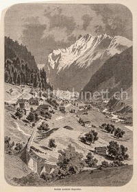 Graubünden Prättigau Mezzaselva