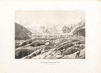 Graubünden  Morteratschgletscher