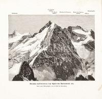 Graubünden Bernina Morteratsch