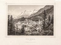 Graubünden Sils Maria