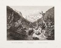 Graubünden Rosegg Gletscher