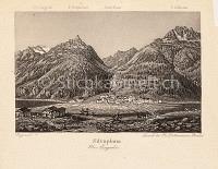 Graubünden Silvaplana