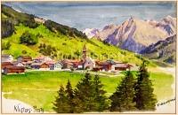 Graubünden Prättigau Klosters