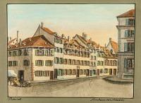 Basel Aeschenvorstadt (heute Bankverein)