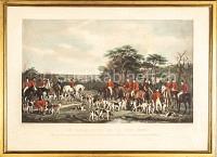 England Fuchsjagd